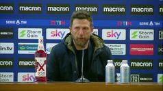 Lazio-Cagliari, Di Francesco:
