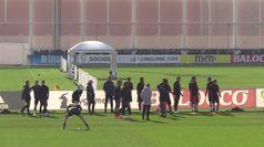 Champions, rifinitura Juve in vista del Porto