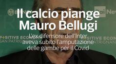 Il calcio piange Mauro Bellugi