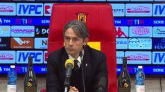 Calcio Benevento, Inzaghi: