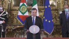 Governo, al completo la squadra di Draghi