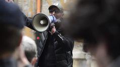 Covid, a Napoli i ristoratori bloccano il lungomare