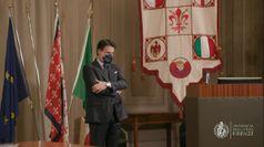 Conte torna in cattedra a Firenze: