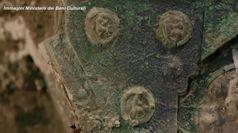 Eros e nozze, a Pompei scoperto un carro mai visto