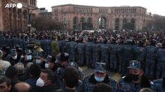 Armenia, primo ministro accusa l'esercito di aver tentato un colpo di Stato