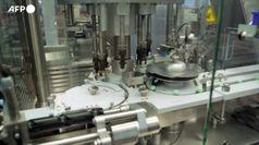 Auto-test per Covid-19, la catena di produzione di Siemens