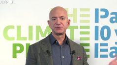 Paperoni: Bezos e' di nuovo il piu' ricco del mondo, finito il regno di Musk