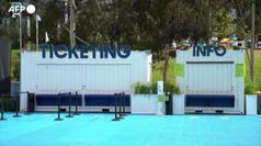 Gli Australian Open continueranno a porte chiuse