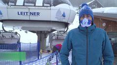 Ponte Di Legno-Tonale, tutto pronto agli impianti da sci