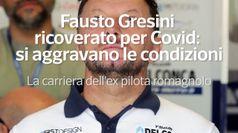 Fausto Gresini ricoverato per Covid, si aggravano le condizioni