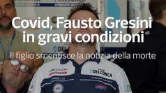 Covid, Fausto Gresini in gravi condizioni