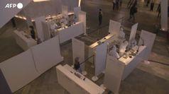 La Filarmonica di Berlino riapre con un concerto di prova