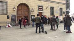 Milano, Piccolo Teatro occupato dai lavoratori dello spettacolo: