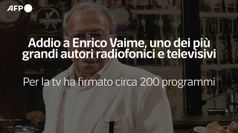Addio a Enrico Vaime, penna e anima del varieta'