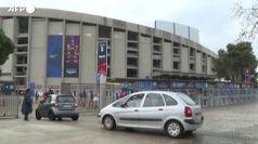 Fc Barcellona, i membri del club votano per il nuovo presidente
