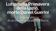 Lutto nella Primavera della Lazio, morto Daniel Guerini