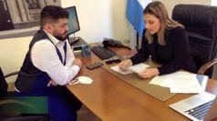 Maradona Jr riceve la cittadinanza argentina: