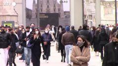 Effetto Covid, nel 2020 mezzo milione di occupati in meno