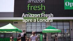 Amazon Fresh: apre a Londra il primo supermercato senza casse