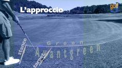 Golf, l'approccio con l'ibrido spiegato in un video tutorial