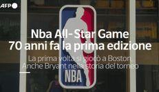 Nba All-Star Game, 70 anni fa la prima edizione