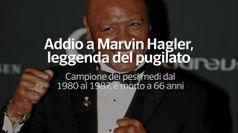 Addio a Marvin Hagler, leggenda del pugilato