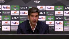 Ajax - Roma, Fonseca: