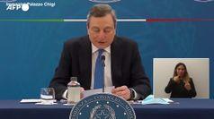 Draghi stringe su Recovery, il 30/4 sara' inviato a Ue