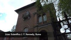 Al Liceo Kennedy di Roma gia' al limite del distanziamento con il 50% in presenza