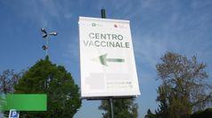 Vaccini, a Novegro inaugurato il nuovo hub: somministrato Pfizer