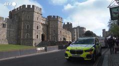 Regno Unito, Windsor si prepara per i funerali del principe Filippo