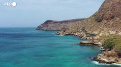 A Capo Verde la vita si e' fermata: l'isola di Santiago deserta senza turisti