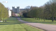 Regno Unito, a Windsor l'attesa per l'ultimo saluto a Filippo