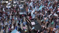 Covid, proteste a Buenos Aires contro nuove restrizioni