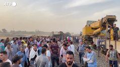 Egitto, treno deraglia a nord del Cairo: morti e feriti