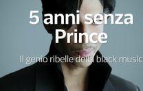 Cinque anni senza Prince