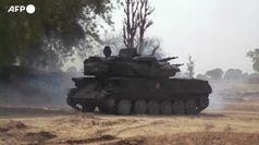 Ciad, schierato l'esercito dopo la morte in battaglia del presidente De'by
