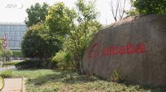 La Cina sanziona Alibaba, multa antitrust da 2,8 miliardi