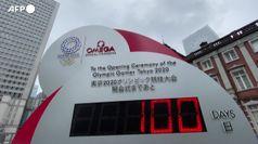Tokyo -100: quante ombre ma da Giochi fiamma di speranza
